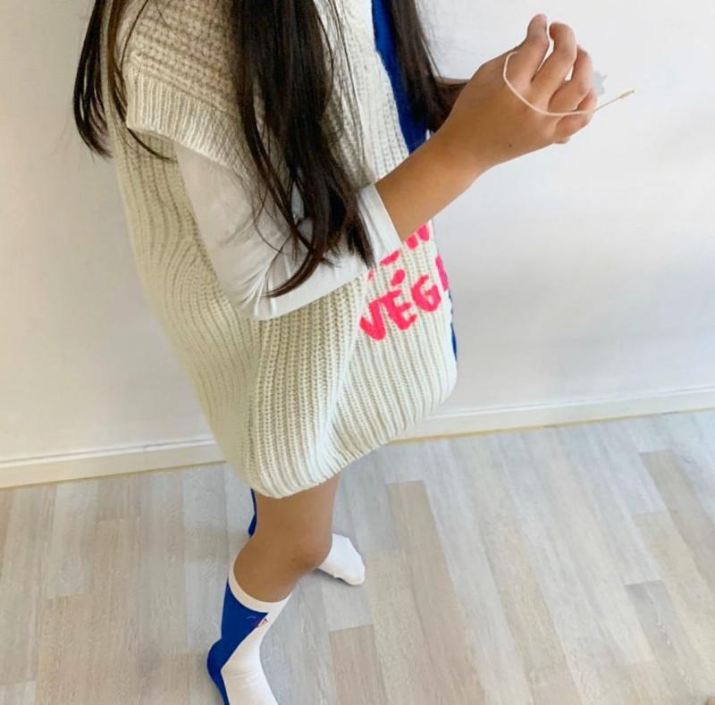 Girls Knee High Socks 2021 New TAO Brand Kids Tube Socks Fall Winter Girls Children Socks Beautiful Color Cotton Baby Boy Sock 4