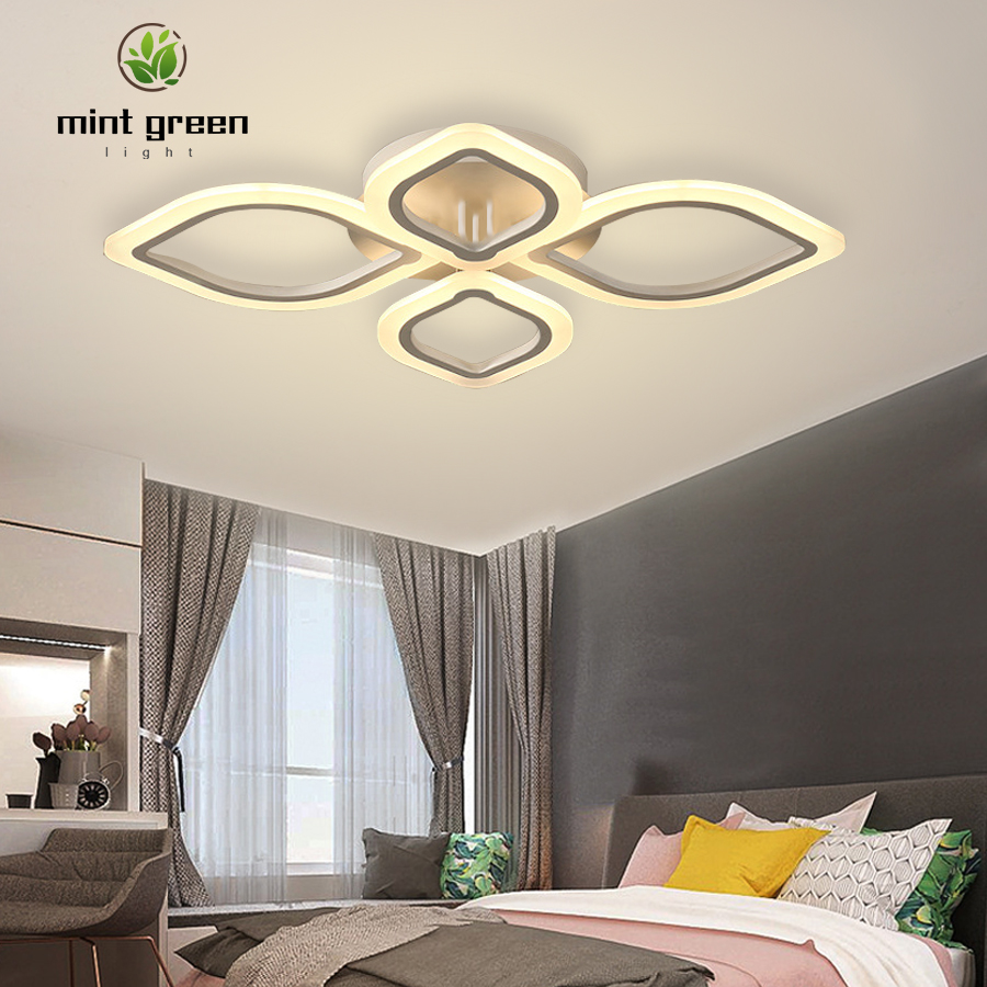 lustre moderno teto luminaria led para 04
