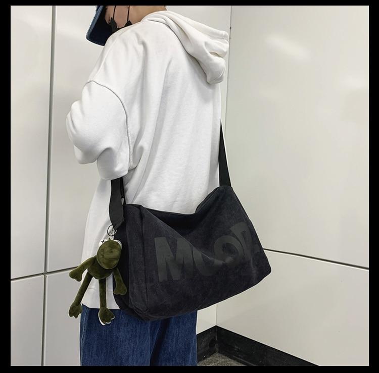 Marca original casal bolsa de ombro japonês