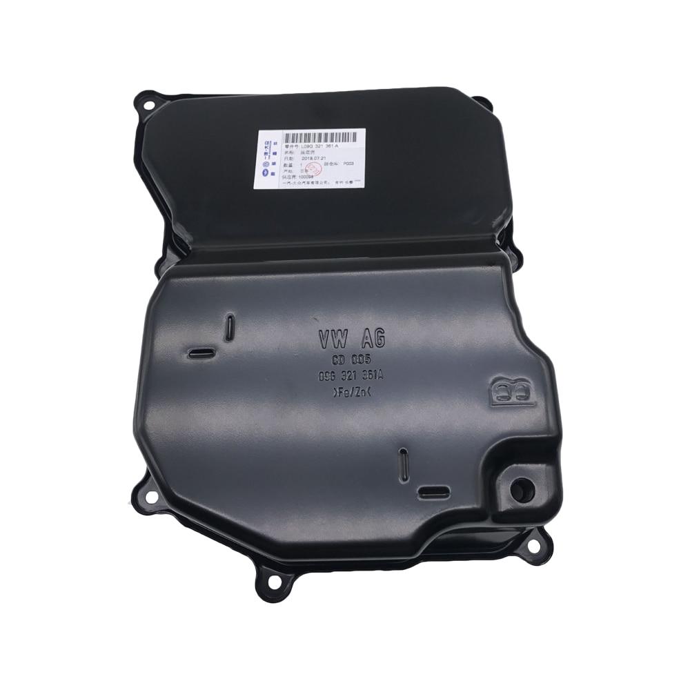 09G321361A Gearbox Oil Tank Oil Sump For VW Sagitar Magotan Lavida Tiguan Skoda Octavia Part NO. 09G 321 361A