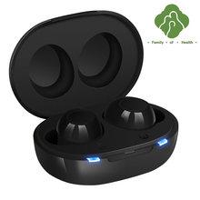 Слуховой аппарат для глухих новый стиль перезаряжаемый низкий