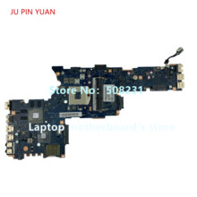 JU PIN YUAN K000135220 LA 8391P Motherboard For Toshiba Satellite P855 P850 Laptop motherboard 100% fully tested