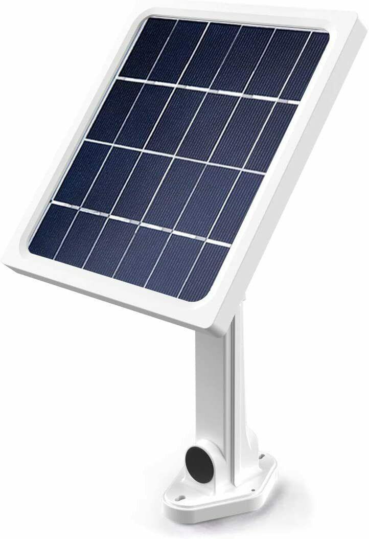 5W Solar Panel For Arlo Pro/arlo Pro 2 Extend Battery Life Monitoring Equipment