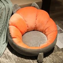 Rice Japanese Style Stool Lazy Futon Cushion Bedroom and Household Floor Bay Window Floor Seat Cushion round Mat