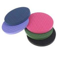 2 unids/set de rodilleras redondas esteras de Yoga para actividad física Sprot Pad almohadilla protectora de gimnasio