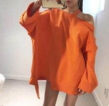 البرتقال زائد بلوزات الصلبة