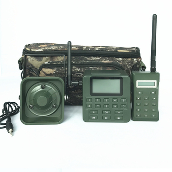 200dB Hunting  Speaker Birds Caller Lure MP3 Player Remote Control Outdoor