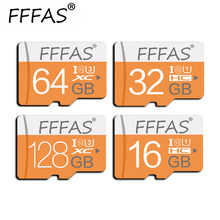 TF carte mémoire flash 16gb Microsd 8gb stylo vente en gros C10 32GB carte mémoire SDXC 128GB U3 64GB SDHC carte micro sd pour mp3 MP4(China)