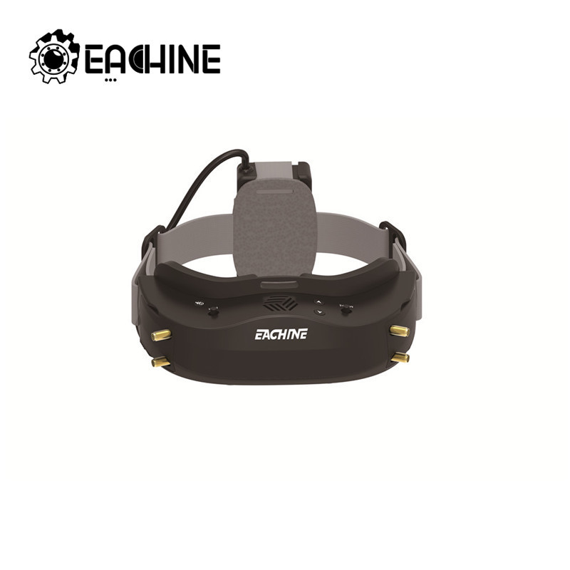 Eachine EV300D 1280*960 5.8G 72CH Dual True Diversity HDMI FPV Goggles Built-in DVR Focal Length Adjustable FPV Googles
