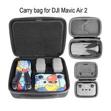 נייד תיק נשיאה אוויר 2 / 2S Drone אחסון תיבת תיק כתף תיק עבור DJI Mavic אוויר 2/אוויר 2S אביזרים