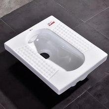 Домашний керамический туалет