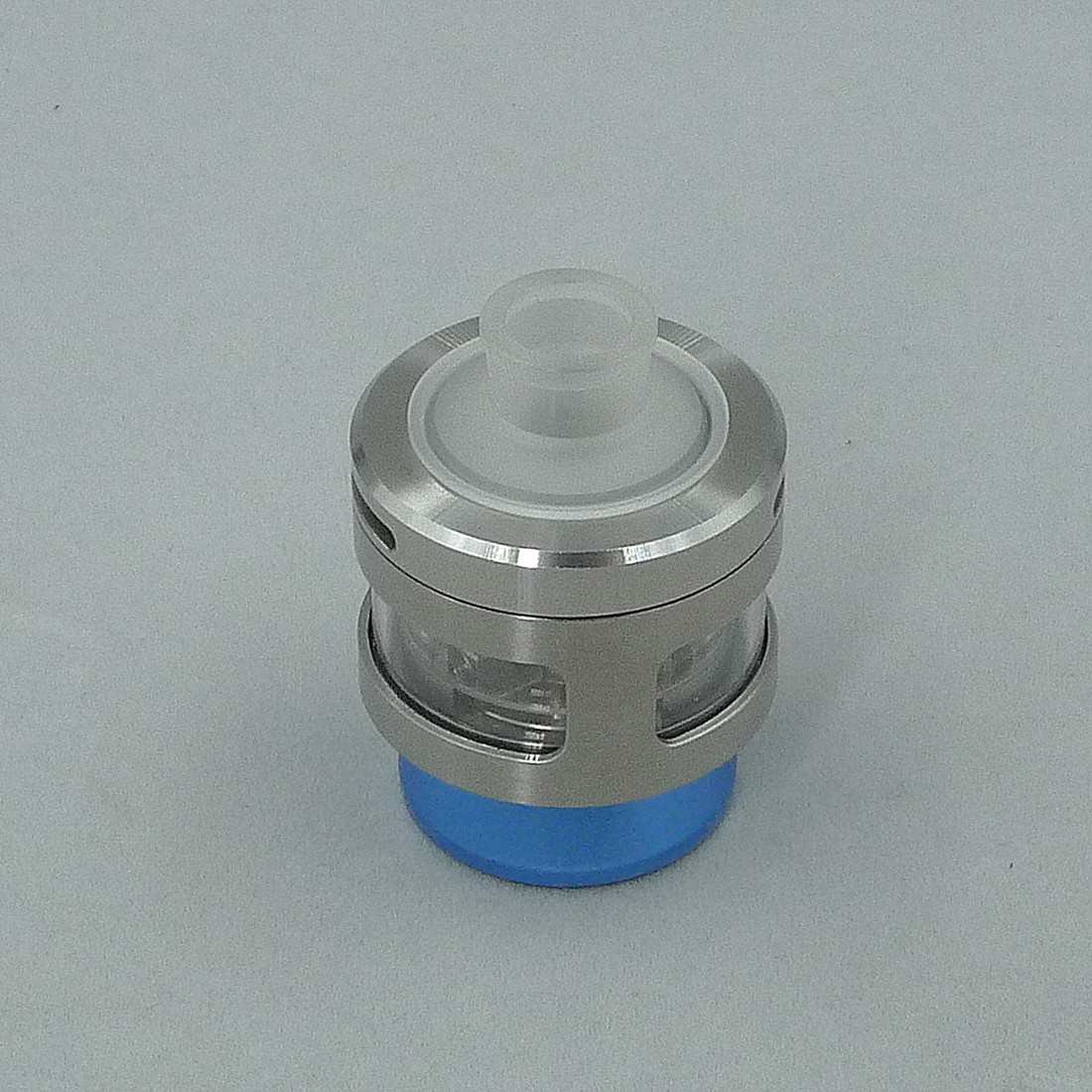 INDE DUO RDA Atomizer Airflow Control With Unique Vortex Flow Design Atomizer With 22mm And 30mm Two Choice Tubes
