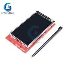 3.2 Cal wyświetlacz TFT LCD moduł ekranu dotykowego 240*400 kolorowy 5V/3.3V z pióro dotykowe/SD gniazdo dla Arduino