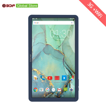 3G Mobile Phone + WiFi Version Android 5.1 tablet pc 10 Inch 1GB 16GB Quad Core tablets pc Nice Design Tab Pc BDF