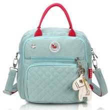 Водонепроницаемая нейлоновая сумка для мам дорожный рюкзак подгузников