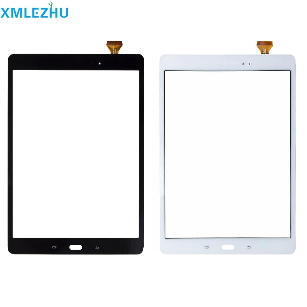 10 шт. Сенсорный экран для samsung Galaxy Tab A 9,7 T550 SM-T550 SM-T551 SM-T555 T551 спереди Сенсорный экран Стекло планшета Панель