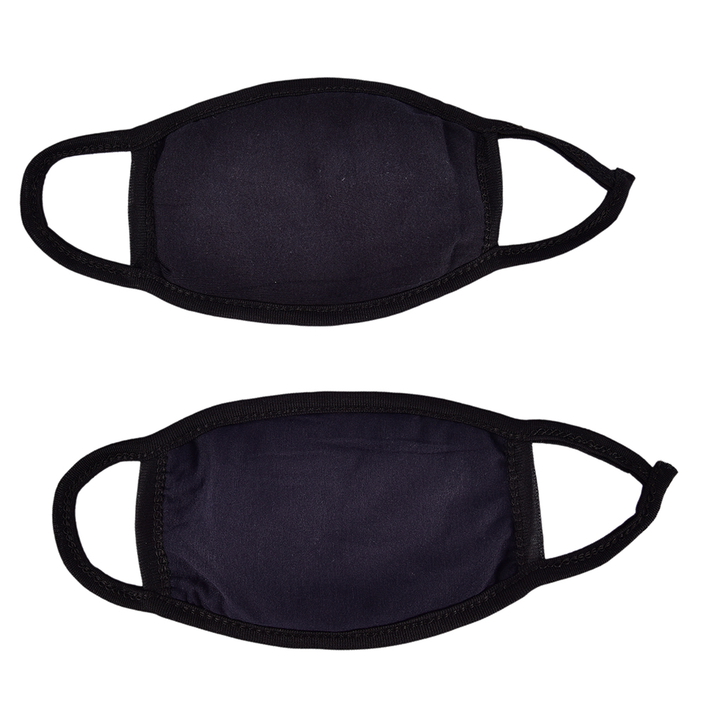 1PC Cotton PM2.5 Anti Haze Mask Nose Filter Windproof Face  Fabric Cloth Respirator Anti-Dust Face Mouth Mask