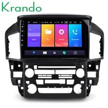 """Krando 2 + 32G Android 9,zero 9 """"IPS radio de coche reproductor multimedia de Lexus RX300 1998 ~ 2003 GPS de navegación NO 2din DVD estéreo de coche 4G"""