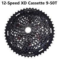 Mtb 12 速度 sram xd カセットスプロケット 9-50 t mtb 自転車フリーホイール gx イーグルカセットのために適合
