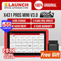 Launch X431 Pros Mini OBD2 сканер OBD OBD2 Wifi Bluetooth диагностический инструмент автомобильный инструмент для сканирования ключ Программирование x431 pro mini X431 ...