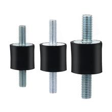M5/M6/M8 универсальные автомобильные антивибрационные, резиновые амортизаторы для воздушных компрессоров
