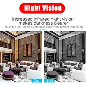 Image 3 - 1080P Wifi Mini Camera HD Real Time Video Micro Cam Secret Night Vision Wireless IP Remote Small Magnetic Camcorder Camara Espia