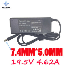 GZSM 19,5 V 4.62A 7,4*5,0 мм блок питания для ноутбука переменного тока для Dell E6320 E6330 E6400 E6410 адаптер E6420 E6430 зарядное устройство для ноутбука