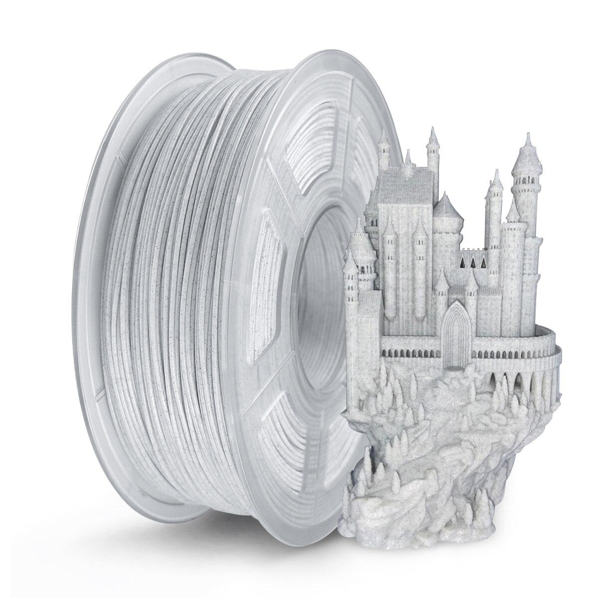 SUNLU PLA Marble Filament 1