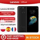 Смартфон Lenovo S5 K520 4+64 ГБ (глобальная версия)