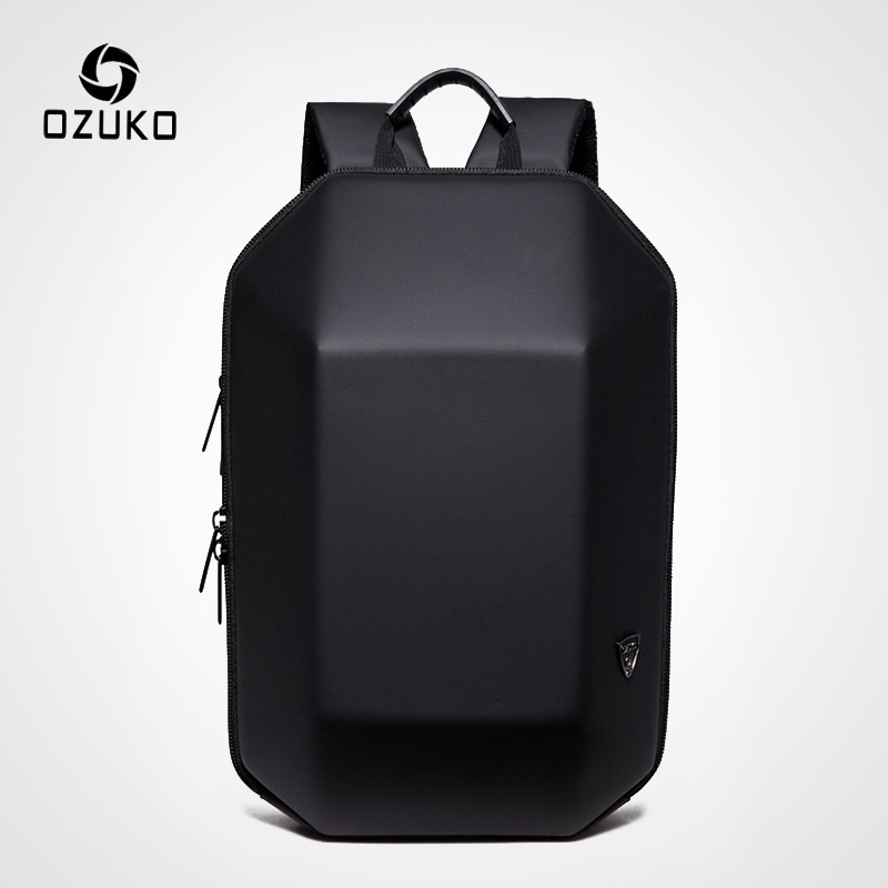 OZUKO Brand Fashion Men's Backpack Waterproof Laptop Backpacks Casual School Bags For Teenager Boy Male Travel Bag Women Mochila