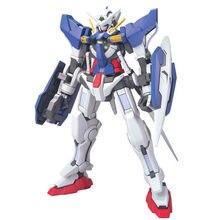 Modelo de anime gaogao gundam 00 hg 1/144 GN-001 exia montagem ação figurinhas brinquedos modelo robô móvel terno quente crianças brinquedos