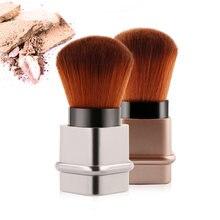 1 шт Выдвижная Одиночная Кисть для макияжа Высококачественная