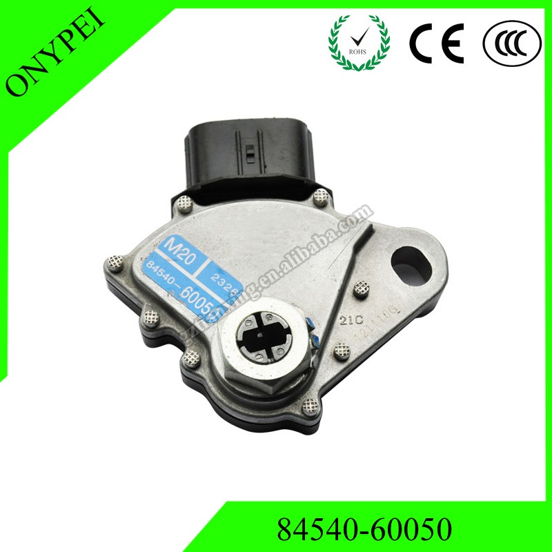 84540 60050 High Quality Neutral Safety Switch For Toyota Land Cruiser Lexus LX570 GX460 84540 60050 8454060050|neutral safety switch|neutral safetysafety neutral switch - title=