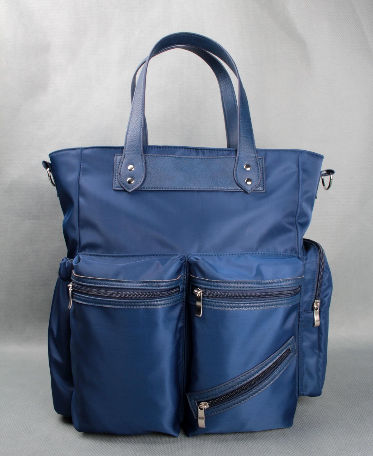 Every New Style Diaper Bag Multi-functional Dacron Diaper Bag Capacity Large Fashion Hand Diaper Bag