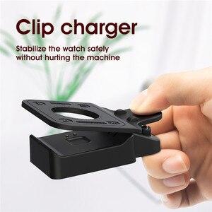 Image 3 - Voor Amazfit Bip Laders Vervanging Draagbare Clip Magnetische Cradle Voor Huami Bip Lite Midong Smart Horloge A1608 Opladen Dock