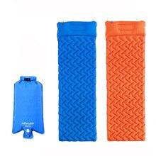 Inflatable Mattress Sleeping-Mat Bed-Outdoortravel Folding Ultralight Hiking Rooxin Camp