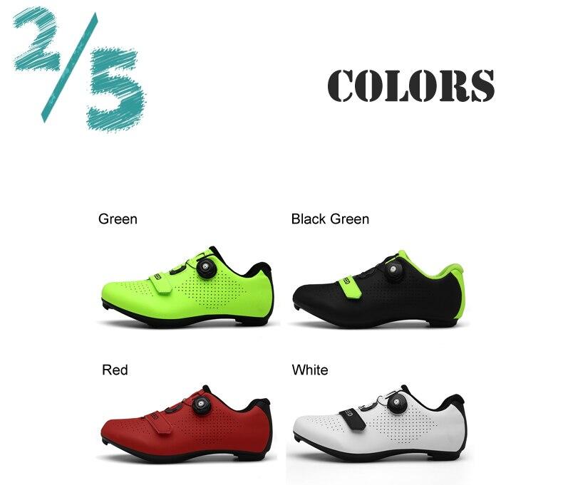 Novo ciclismo sapatos de ciclismo mtb sapatos