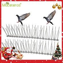 1 12 м Горячая продажа пластиковые птицы и шипы для отпугивания