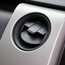 AC A/C Heater Air Duct Vent Parts Portable Car Louvre Dashboard Unique Ornaments for Ford F 150 Pickup Truck 12 14