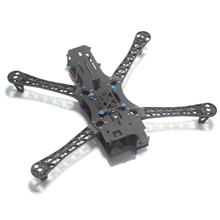 Neue REPTILE MWC X Modus X500 500mm 500 Volle Glasfaser Alien Multicopter Quadcopter Rahmen BlackSheep