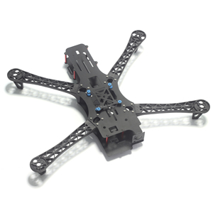 Image 1 - New REPTILE MWC X Mode X500 500mm 500 Full Glass Fiber Alien Multicopter Quadcopter Frame BlackSheep