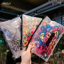 Proly 5/шт/упаковка милые детские эластичные резинки для волос