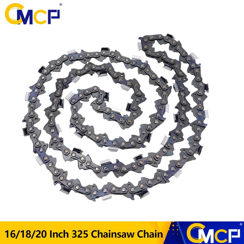 1pc 16/18/20 Inch Chainsaw Chain Fit For 325 Gasline Chainsaw 64/72/76 Drive Link Chainsaw Blade 0.325''LP 058 Electric Saw(China)