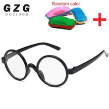 Spectacle Frames Children Eyeglasses Harry-Potter Kids Myopic Round Boy Cute Solid Girls