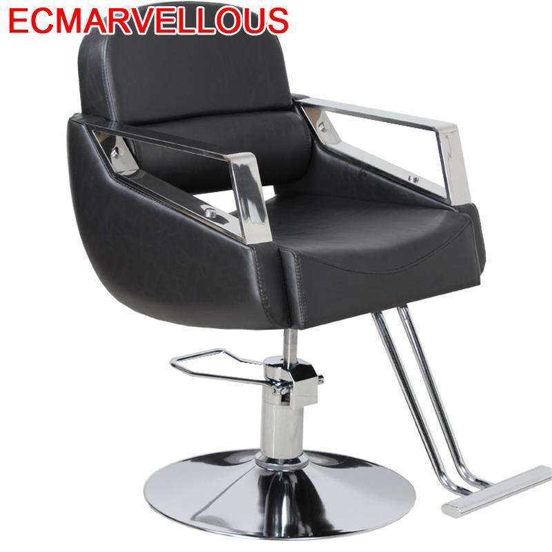 Schoonheidssalon Sessel Sedie Sedia Cabeleireiro Fauteuil Beauty Stoel Furniture Barbearia Cadeira Silla Salon Barber Chair