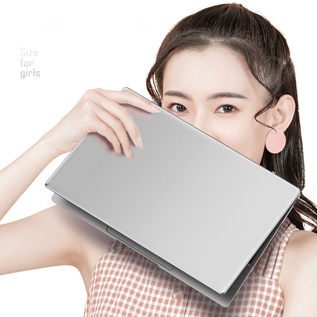 Max RAM 32GB Rom 2TB SSD Ultrabook Gaming Laptop Computer 2.4G/5.0G Wifi Bluetooth Intel Celeron 5205U Metal Windows 10 Laptop 6