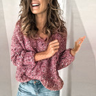 Loose Casual Knit Sw...