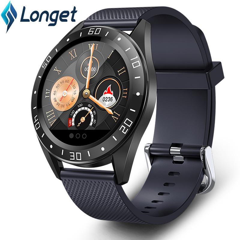 Longet GT105 Sports Fitness Tracker Smart Bracelet Waterproof pedometers Message Reminder Bluetooth swimming smartwatch