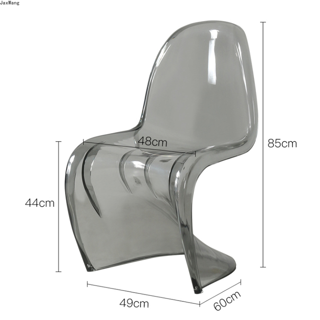 Transparent Modern Chair 6