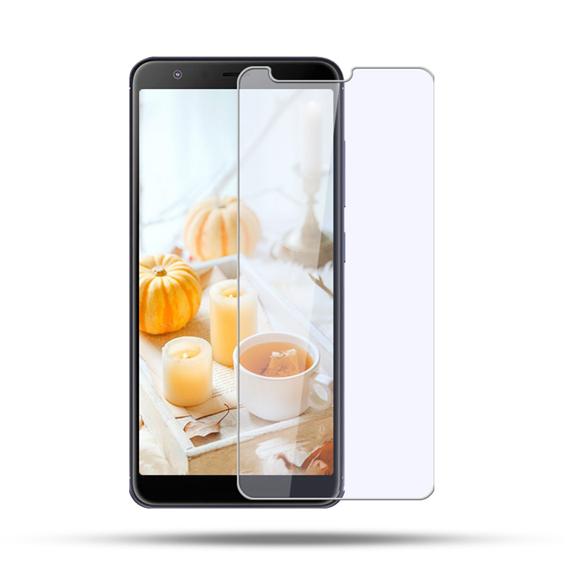 DEROZAN Screen Protectors For Alcatel OneTouch Go Play <font><b>7048X</b></font> Conquest 7046 Tempered Glass 7048 7046T Proctive Film Ultra Thin image